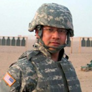 Dr. Huang in Iraq